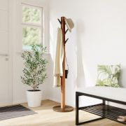 UMBRA FLAPPER COAT RACK LT WL/WG