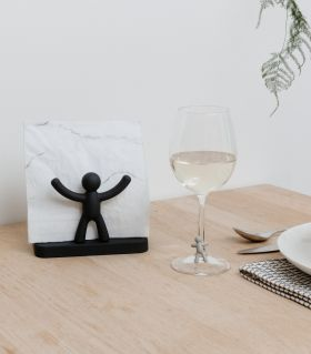 UMBRA BUDDY NAPKIN HLDR BLACK