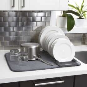 UMBRA UDRY DRYING MAT CHARCOAL