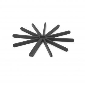 UMBRA FANFARE TRIVET 2PC 1/8 BLACK