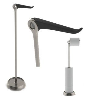 UMBRA TUCAN TP STAND NICKEL