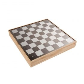 UMBRA BUDDY CHESS SET NATURAL