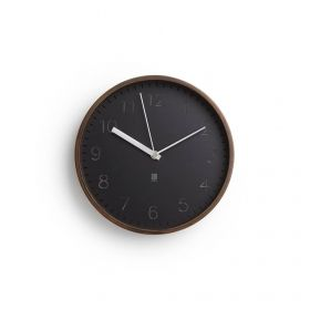 UMBRA RIMWOOD WALL CLOCK W
