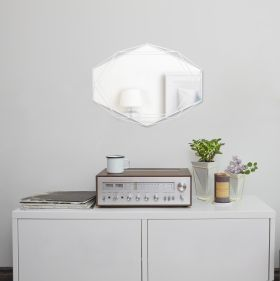 UMBRA PRISMA MIRROR WHITE