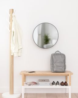 UMBRA CIRKO MIRROR BLACK