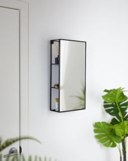 UMBRA CUBIKO MIRROR BLACK