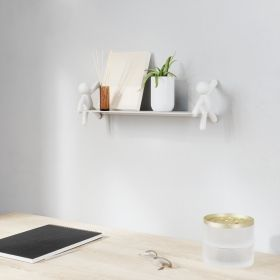UMBRA BUDDY SHELF WHITE