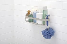 UMBRA FLEX GEL-LOCK BIN GREY