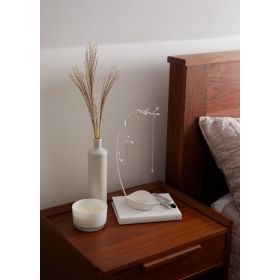 ORCHID JWL STAND WHITE