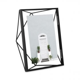Umbra Prisma 5x7 Picture Frame, Black