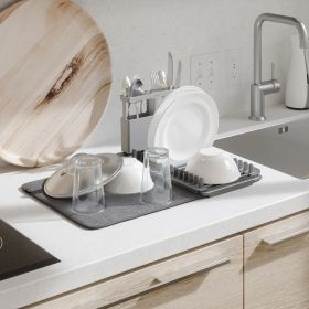 Umbra UDRY OVER THE SINK CHARCOAL