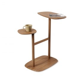 UMBRA SWIVO SIDE TABLE LT WAL